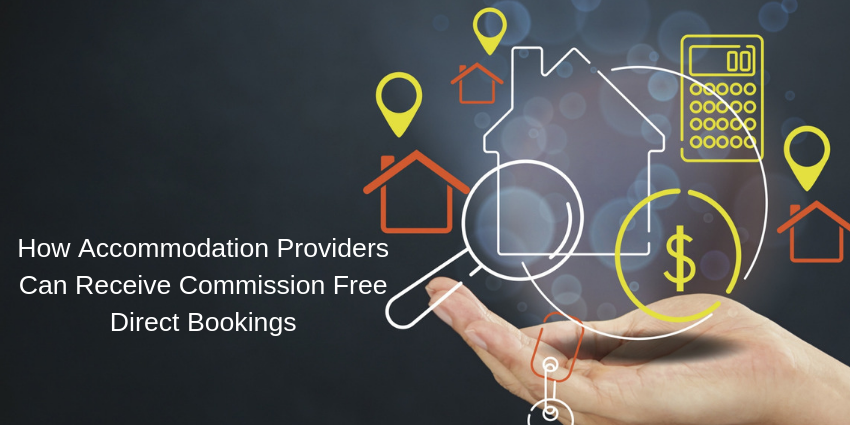 How Accommodation Providers Can Receive Commission Free Direct Bookings