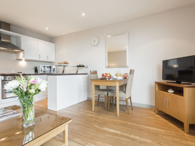 Serviced Apartments in Nottingham - Beds for Builders